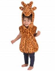 Costume smanicato da giraffa per bambino
