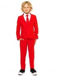 Costume rosso Opposuits ™da bambino.