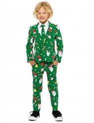 Costume da Mr. Santaboss Opposuits™ per bambino