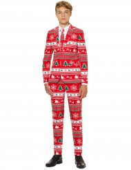 Costume Mr. Winterwonderland Opposuits™ per adolescente