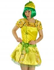 Costume da Limone frizzante donna