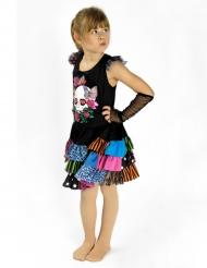 Costume Lovely Punk bambina