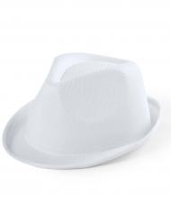 Cappello borsalino bianco per bambino
