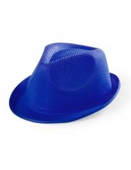 Cappello borsalino blu per bambino