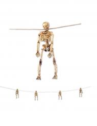 Ghirlanda scheletro diHalloween