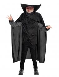 Costume cavaliere senza testa per ragazzo halloween