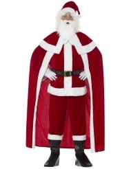 Costume da Babbo Natale deluxe adulto