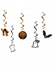 5 decorazioni a sospensione Halloween