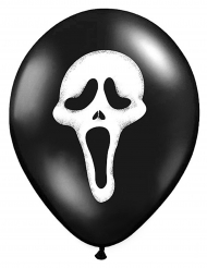 6 Palloncini Scream halloween