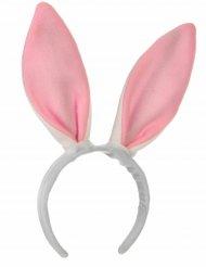 Cerchietto con orecchie da coniglio per bambino