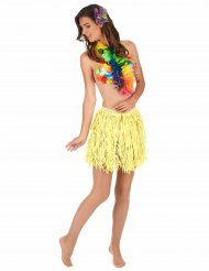Image of Gonna corta  Hawaiana  adulto
