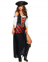 Costume da pirata degli oceani per donna