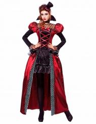 Costume da vampira vittoriana per donna halloween