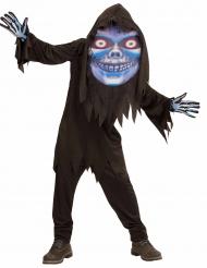 Costume da morte con testa gigante per ascolescente