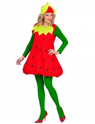 Costume fragola adulto