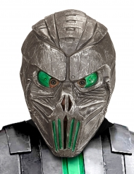 Maschera da invasore extraterreste verde adulto
