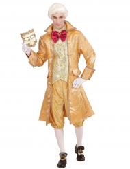 Costume da nobile veneziano deluxe per uomo