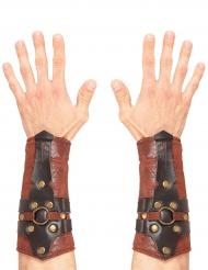 Proteggi braccia da soldato romano