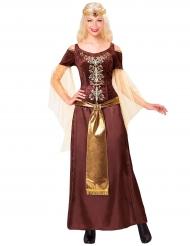 Costume da regina vichinga per donna