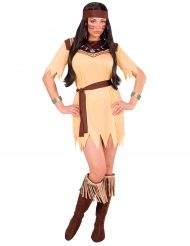 Costume da principessa della tribu per donna