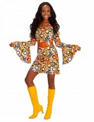 Costume Groovy Anni 70 per donna