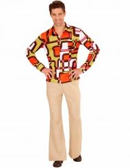 Camicia psichedelica anni