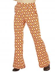 Pantalone Disco retro anni 70 per uomo