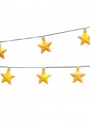 Ghirlanda luminosa con stelle 2.5 m