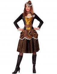 Costume da principessa barocca Steampunk