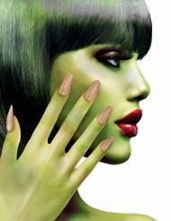 Kit finte unghie autoadesive da zombi per donna