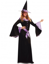 Costume da strega cattiva per donna halloween