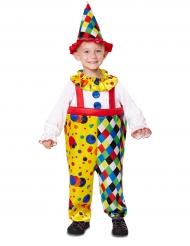 Costume da clown per bambino