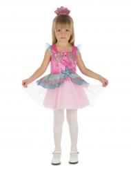 Costume da Miss Sirena rosa per bambina