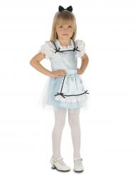 Costume da miss scarpette magiche bambina