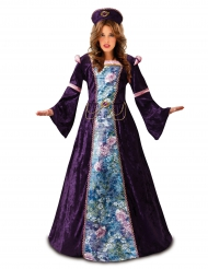 Costume dama color lavanda donna