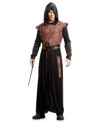 Costume da mago medievaleperadulto