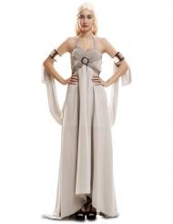 Costume da Regina dei Draghi per donna