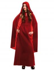 Costume rossoda strega