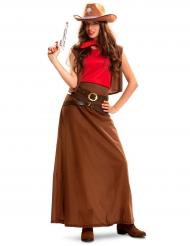 Costume da cowgirl donna