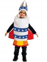 Costume missile per bambino