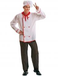 Costume da chef uomo