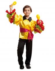 Costume Ballerino rumba bambino