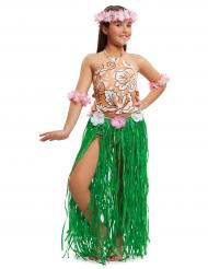 Costume hawaiana da bambina