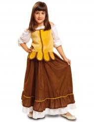Costume da taverniera medievale per bambina