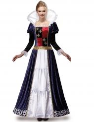 Costume regina lusso donna