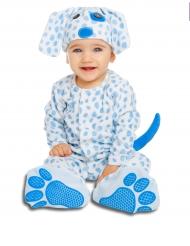 Costume da cagnolino deluxe per bebe