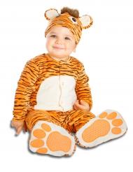 Costume lusso tigrotto bebè