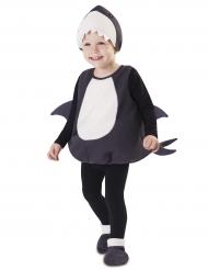 Costume piccolo squalo per bebe