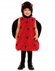 Costume coccinella per bambino