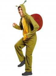 Costume da lumaca per adulto